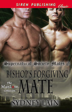 Bishop's Forgiving Mate by Sydney Lain