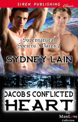Jacob's Conflicted Heart by Sydney Lain