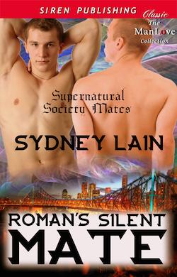 Roman's Silent Mate by Sydney Lain