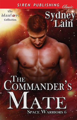 The Commander's Mate by Sydney Lain